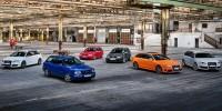 www.moj-samochod.pl - Artykuďż˝ - Audi świętuje 25 lat rodziny samochodów RS
