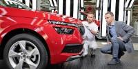 www.moj-samochod.pl - Artykuďż˝ - Rusza produkcja trzeciego SUVa czeskiego producenta