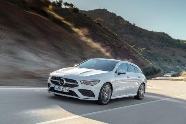 Można już zamawiać nowego Mercedesa CLA Shooting Break