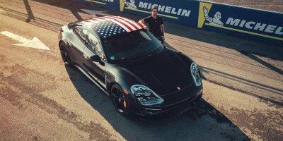 Porsche Taycan kończy swoje tournee po świecie