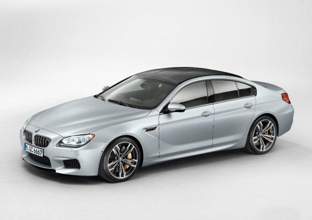 Gran Coupe - nowy członek rodziny BMW M6