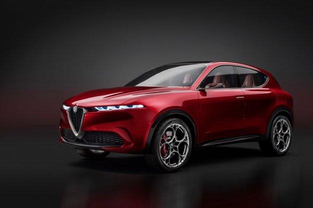 Alfa Romeo Tonale zdobywa kolejną nagrodę