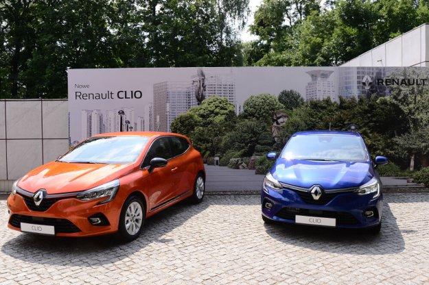 Nowy Renault Clio przedpremierowo w Warszawie