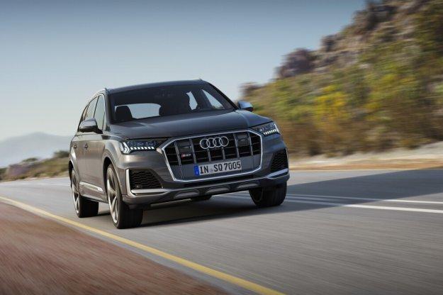 Nowy Audi SQ7 TDI jeszcze bardziej sportowy