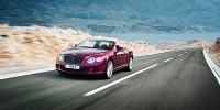 www.moj-samochod.pl - Artykuďż˝ - 626KM i wiatr we włosach - nowy Bentley Continental GT Speed