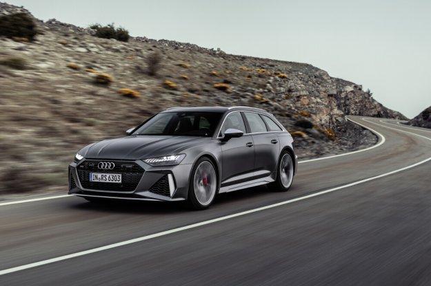 Czwarta generacja sportowego Audi RS 6 Avant
