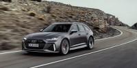 www.moj-samochod.pl - Artykuďż˝ - Czwarta generacja sportowego Audi RS 6 Avant