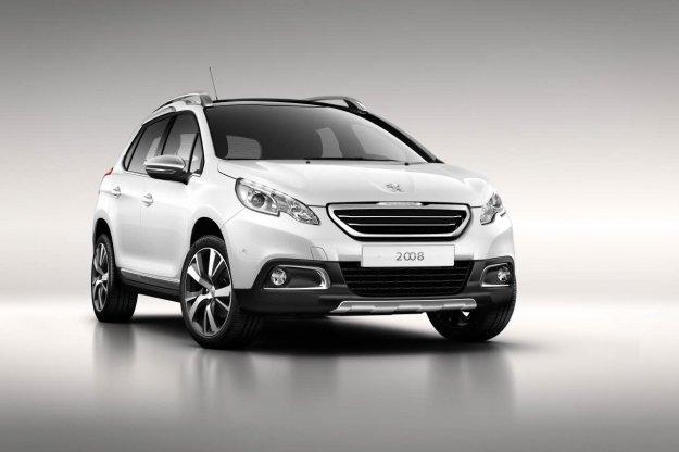 Peugeot 2008 - miejski SUV nadzieją Francji