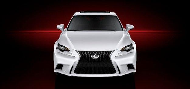 Duch Conceptu LFA w nowym Lexusie IS