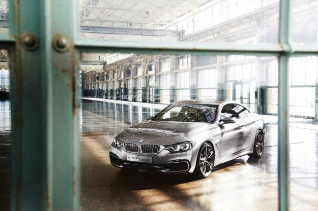BMW Concept 4 - większy i bardziej ekskluzywny brat 3 Coupe