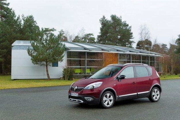 Renault Scenic powraca jako Crossover