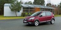 www.moj-samochod.pl - Artykuďż˝ - Renault Scenic powraca jako Crossover
