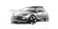 www.moj-samochod.pl - Artykuďż˝ - Opel Adam Rocks - najmniejszy Crossover na rynku