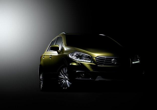 S-Cross - nowy Crossover Suzuki trafia na rynek
