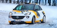 www.moj-samochod.pl - Artykuďż˝ - Adam Opel gotowy na rajdy