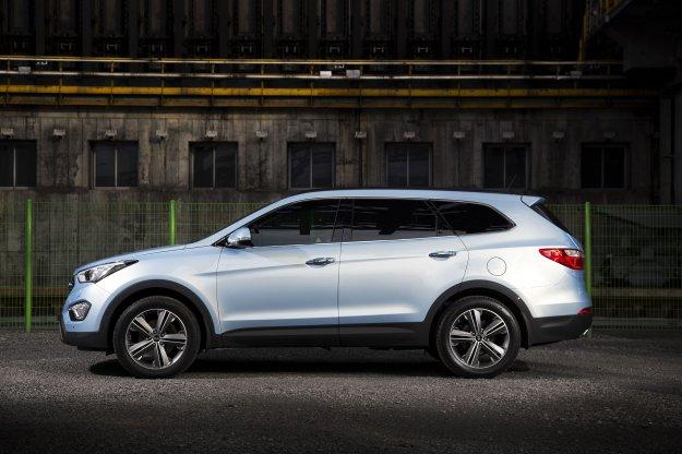 Hyundai Santa Fe - jeszcze większy w Genewie