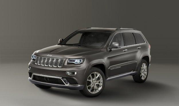 Mocna ofensywa ulepszonych modeli ze strony Jeepa
