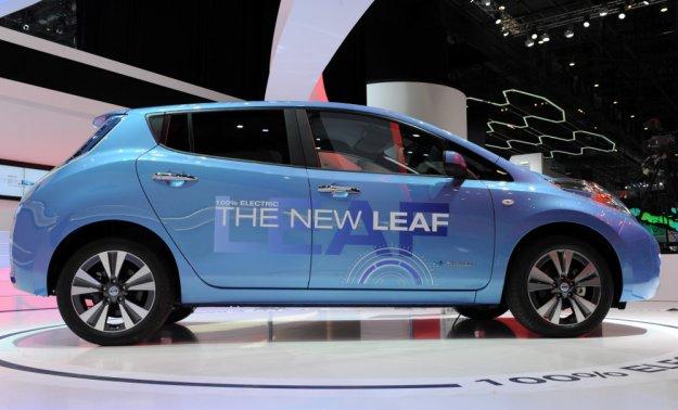 Nissan Leaf, czyli hybrydy nadal aktywne