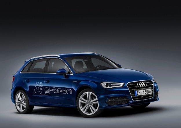 Audi na gaz nadchodzi - A3 Sportback g-tron