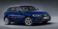 www.moj-samochod.pl - Artykuďż˝ - Audi na gaz nadchodzi - A3 Sportback g-tron