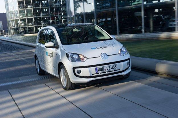 Pierwszy prawdziwy rynkowy elektryk Volkswagena - nowy e-up