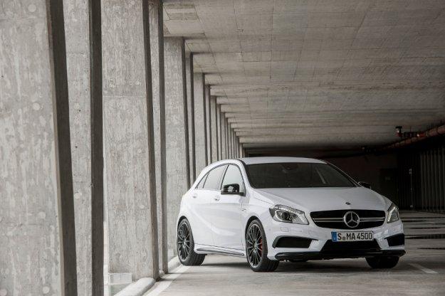 Mercedes A Klasa z 360 KM dołącza do rodziny AMG