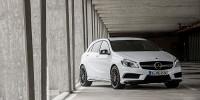 www.moj-samochod.pl - Artykuďż˝ - Mercedes A Klasa z 360 KM dołącza do rodziny AMG