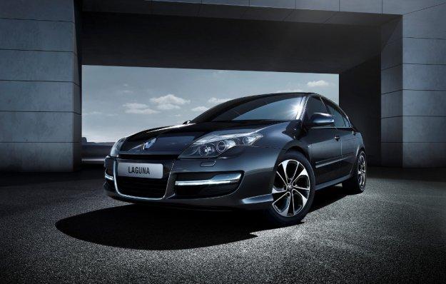 Renault dokonuje kosmetycznej zmiany swojego modelu Laguna