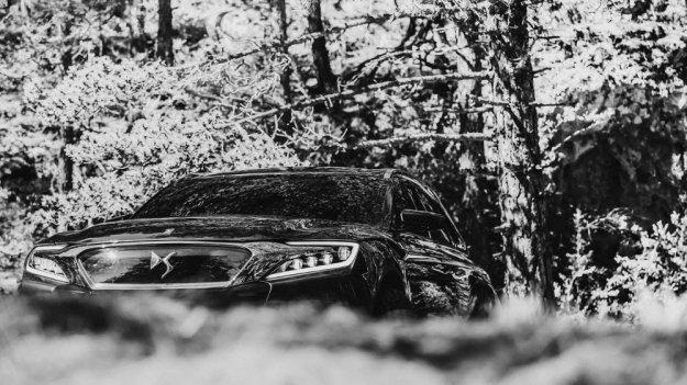 Seria DS dołącza do SUVów: nowy Citroen Wild Rubis