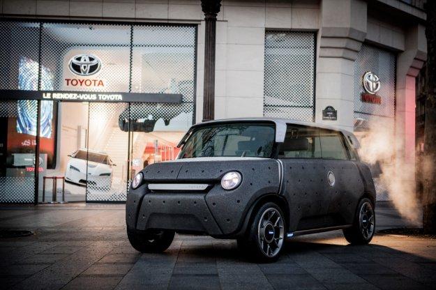 Toyota ME.WE - nowoczesny sposób na podróżowanie