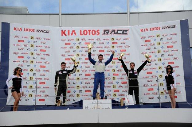 Druga runda Kia Lotos Race - Mirecki pozostaje liderem