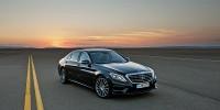 www.moj-samochod.pl - Artykuďż˝ - Nowa S-Klasa - wyróżnik w segmencie premium