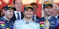 www.moj-samochod.pl - Artykuďż˝ - Rosberg utrzymał pole position podczas F1 w Monaco