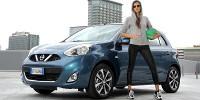 www.moj-samochod.pl - Artykuďż˝ - Nowa Nissan Micra - lifting czy już nowa generacja