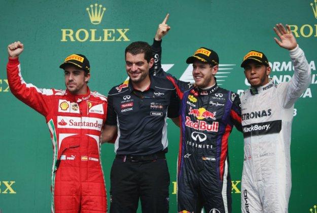 Formuła 1 w Kanadzie, kolejna wygrana w kolekcji Vettela