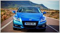 www.moj-samochod.pl - Artykuďż˝ - Honda CR-Z - mała, sportowa hybryda