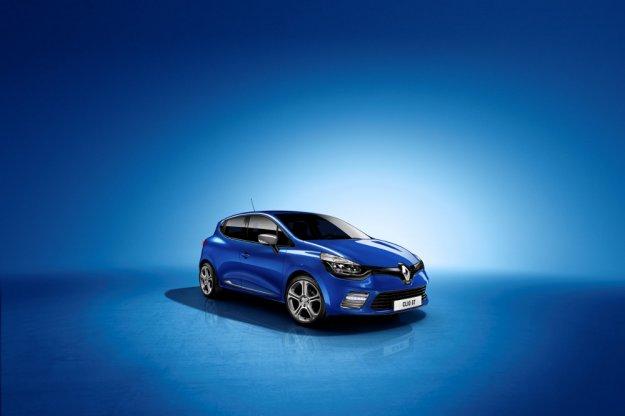 Nowe Clio w GT120, pomiędzy wersjami