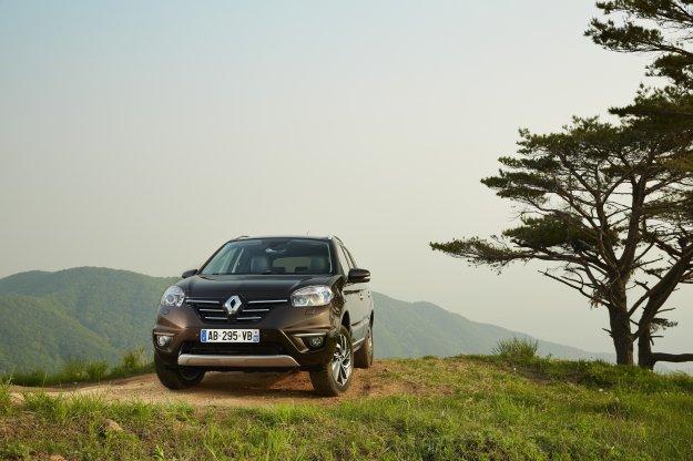 Nowy odświeżony Renault Koleos