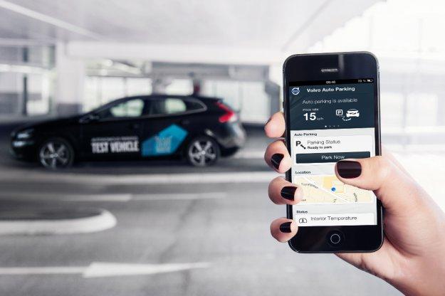 Nowoczesny system wspomagania parkowania po skandynawsku