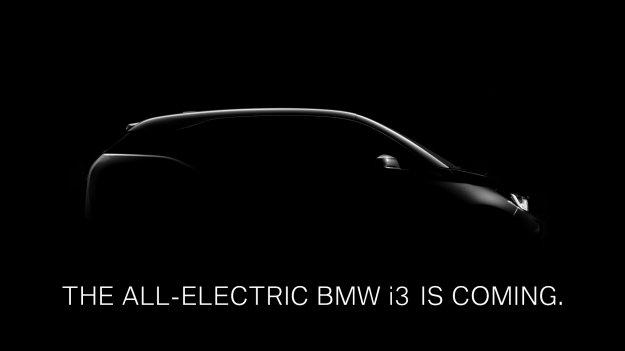 Pierwsze elektryczne BMW wchodzi na rynek