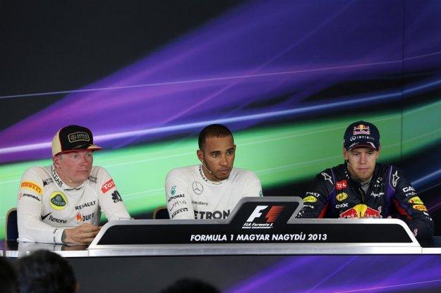 F1 Węgry - ostatni Tor w Europie nadal nie zdobyty przez Vettela
