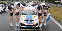 www.moj-samochod.pl - Artykuďż˝ - Kia Lotos Race Poznań - gorące kwalifikacje, deszczowe wyścigi