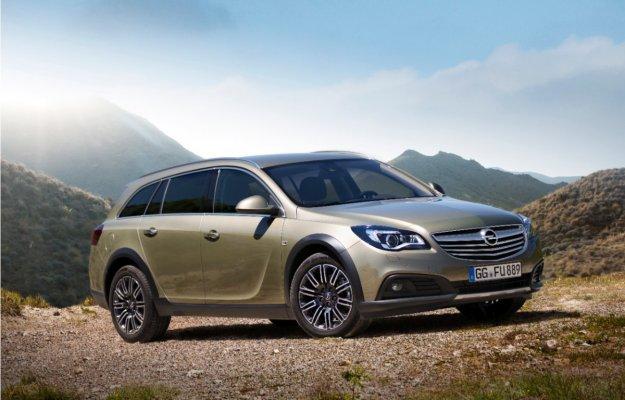 Opel Insignia powiększa swoją rodzinę o nową odmianę