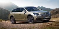 www.moj-samochod.pl - Artykuďż˝ - Opel Insignia powiększa swoją rodzinę o nową odmianę