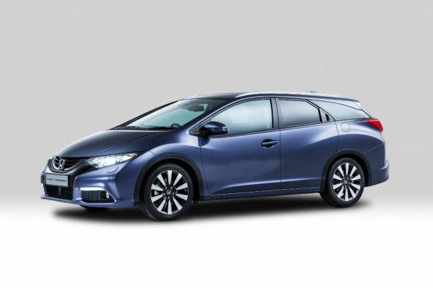 Honda Civic Tourer, producent ujawnia szczegóły