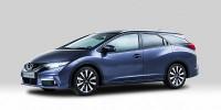www.moj-samochod.pl - Artykuďż˝ - Honda Civic Tourer, producent ujawnia szczegóły