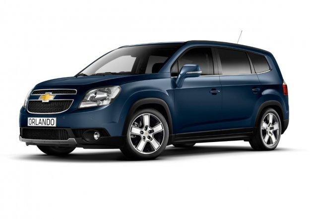 Chevrolet przygotowuje ofensywę wyposażeniową na 2014 rok