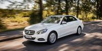 www.moj-samochod.pl - Artykuł - Mercedes E-Klasa z nowym i bardziej ekologicznym silnikiem