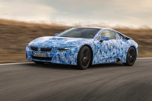 Elektryzująca ofensywa BMW, kolejny model z serii I