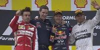 www.moj-samochod.pl - Artykuďż˝ - F1 Belgia - Vettel prosto po tytuł w wyścigu jak pogoda